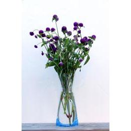 pvc foldable vase