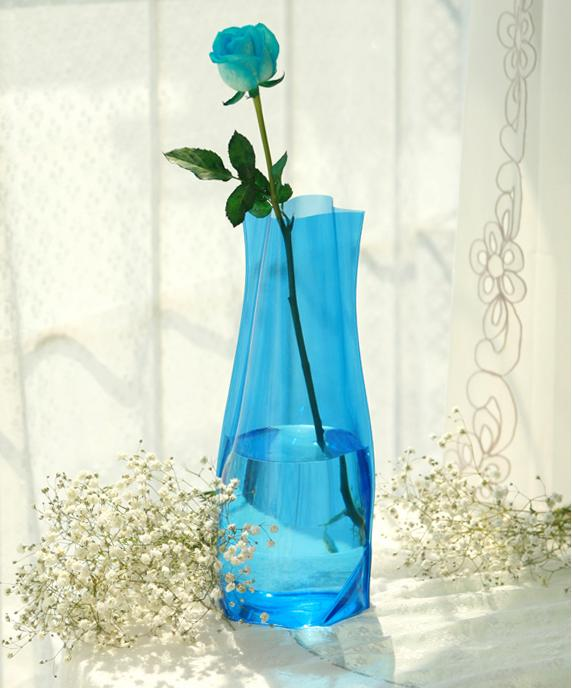 Wholesale Pvc Foldable Vase Buy Discount Pvc Foldable Vase Made In