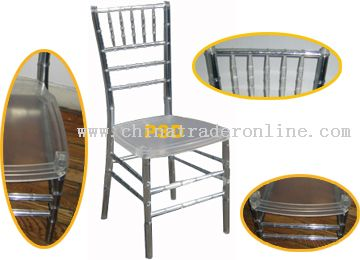 Resin Chiavari Chair plastic chivari chair