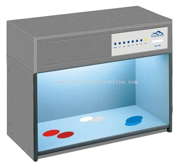 Color Assessment Cabinet / Light Booth