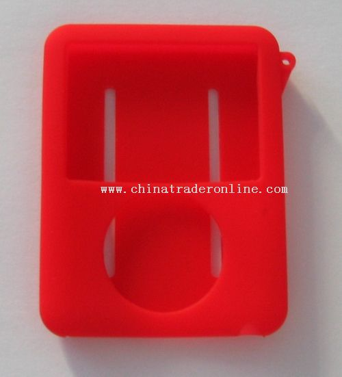 Silicone Skin Case for Ipod Nano 3