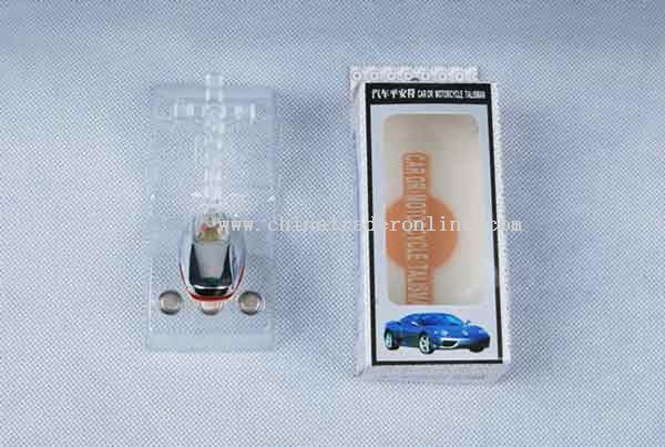 car or motorcycle talisman