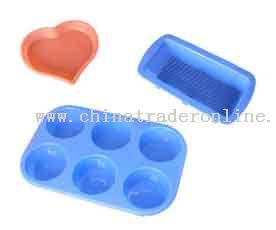 Silicon bakeware from China