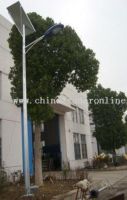 Solar Post light from China
