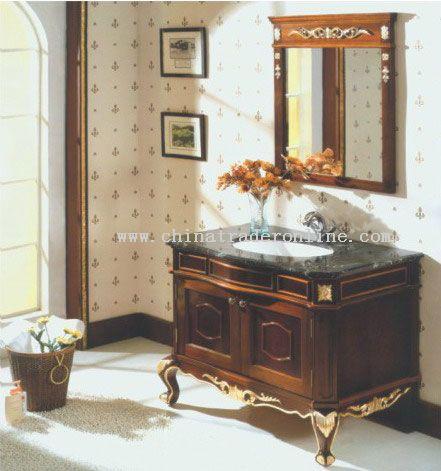 Vanities with Ceramic Tops