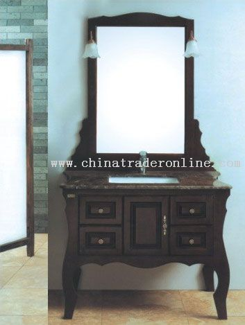 Vanities with Ceramic Tops