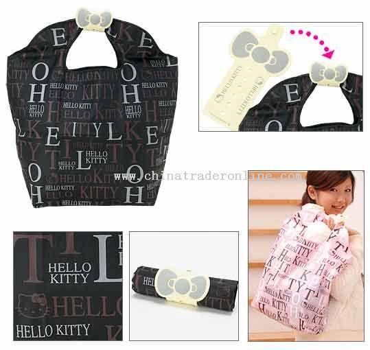 Hello Kitty black handbag fashion bag