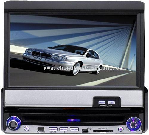 Car DVD Player with GPS navigation