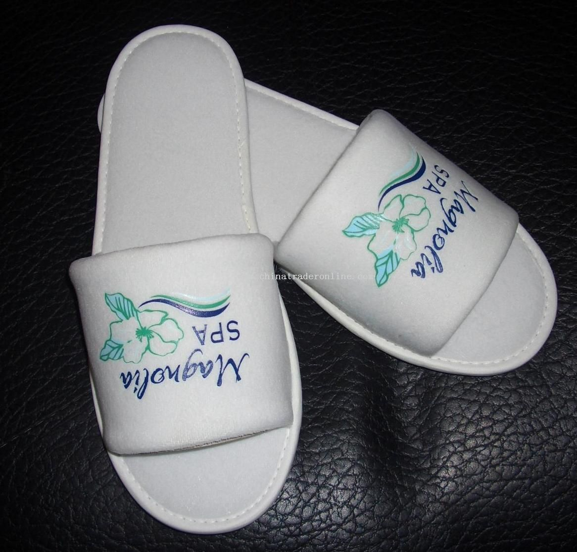 hotel slippers from China