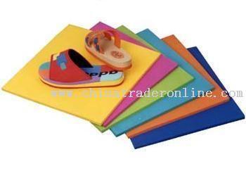 EVA Foam Sheet,PVC Strap,Shoe Material