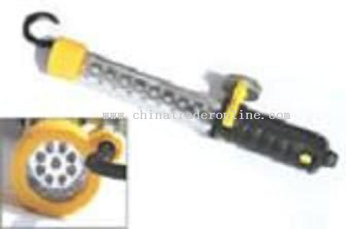 Rechargeable LED Worklight