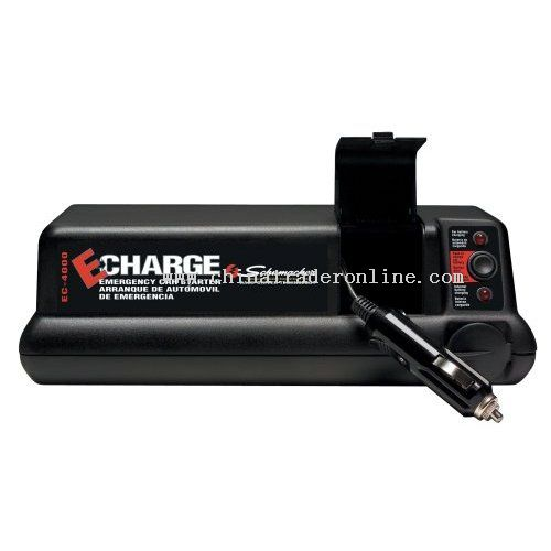 Emergency Car Starter & Charger
