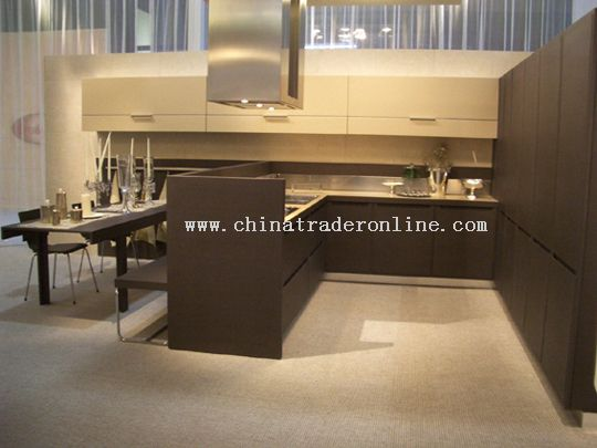 Fashionable kitchen cabinets