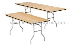 Rectangle Banquet Folding Table,Rectangular Banquet Folding Table,Dining Table