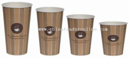 paper cup from China
