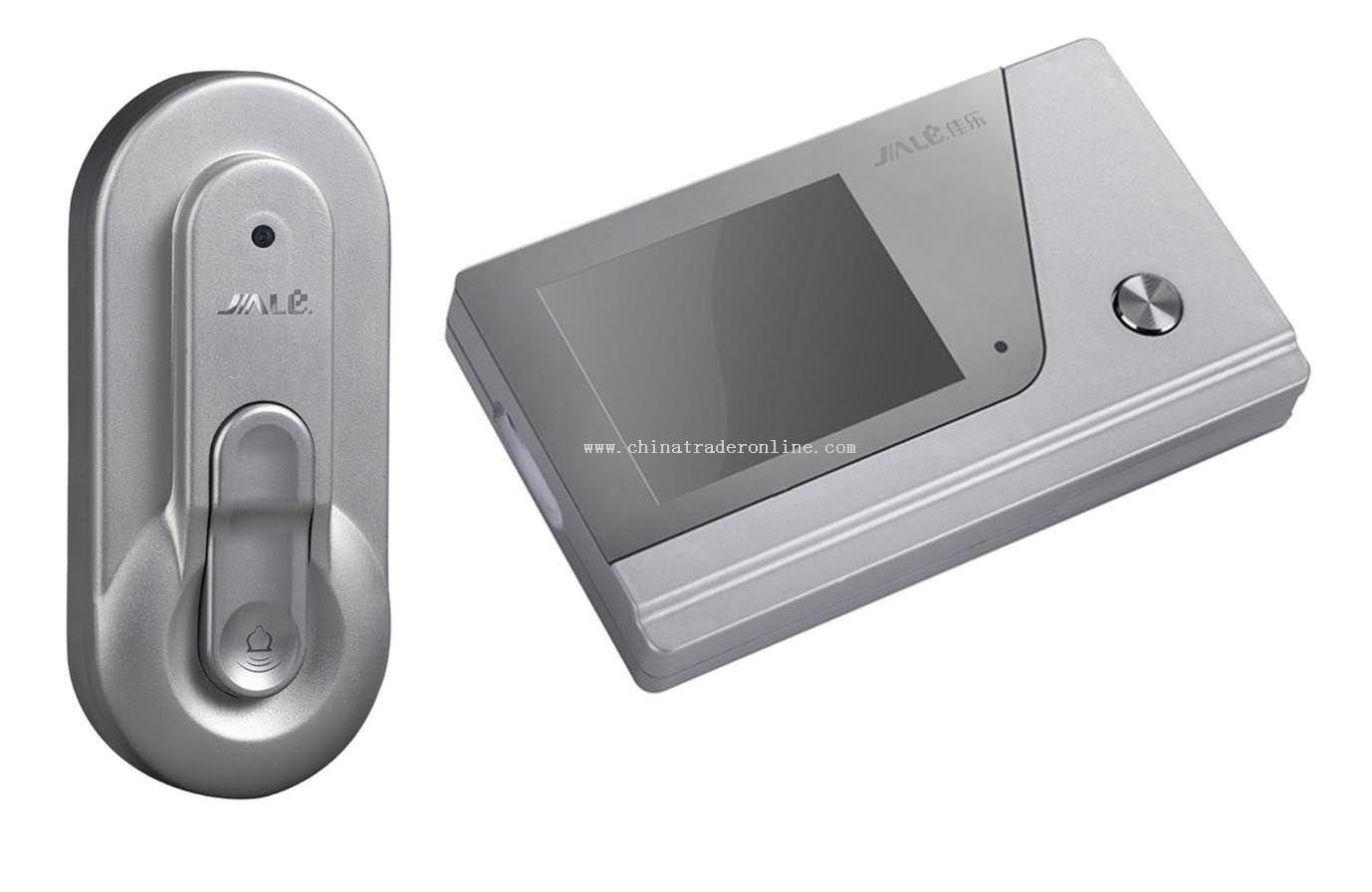 video doorbell/videod door phone/electronic door viewer