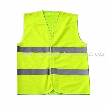 2 BAND safety vest