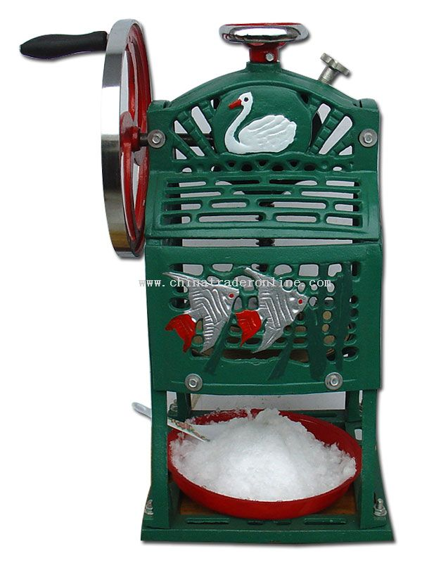ice shaving machine
