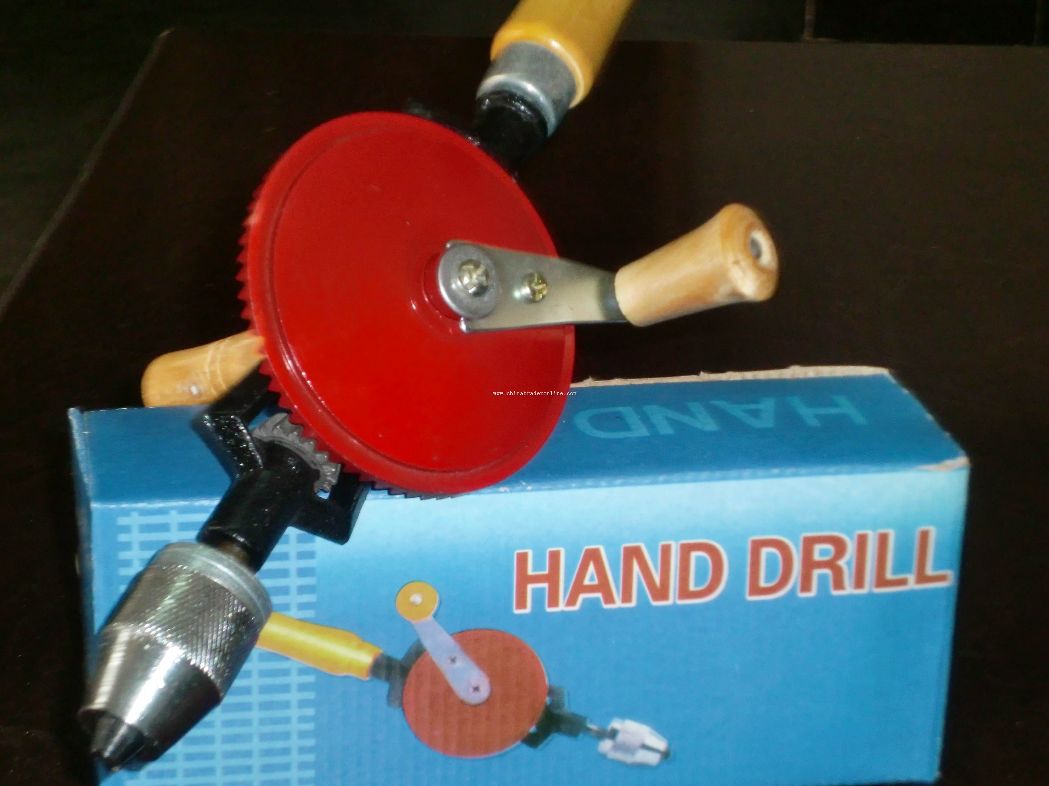 hand drill from China