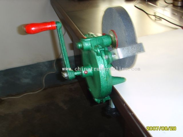 hand grinder wheel from China