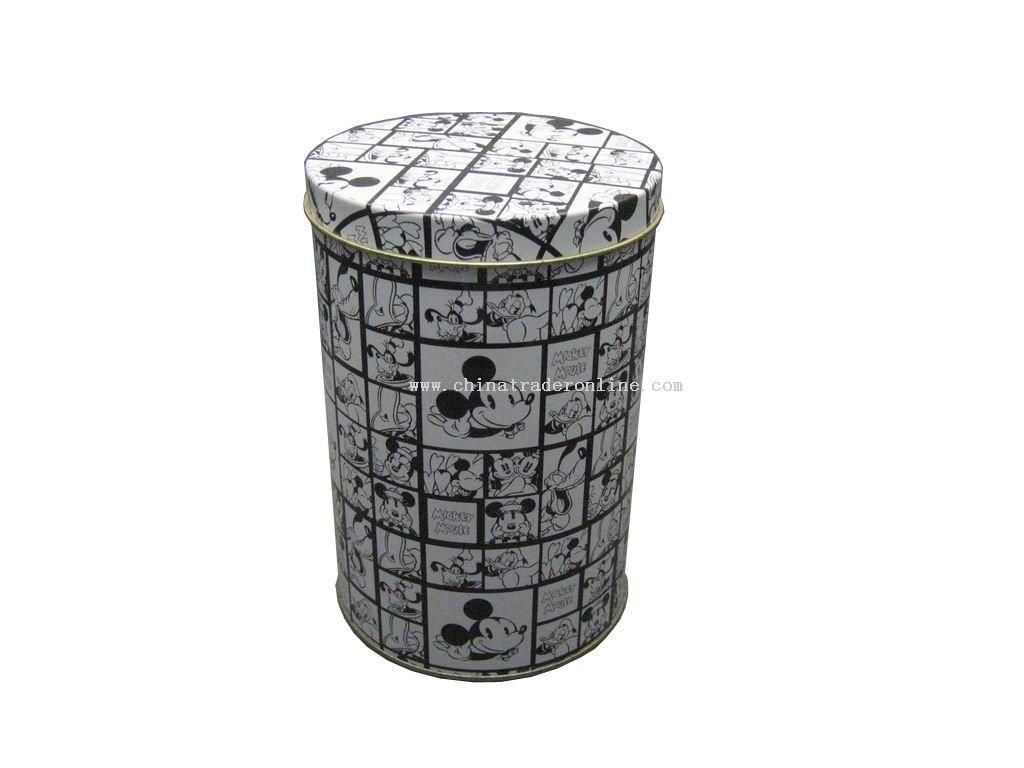 FDA approved Tin box