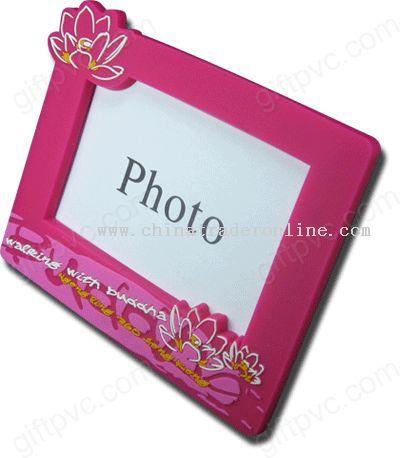 pvc photo frame,plastic photo frame