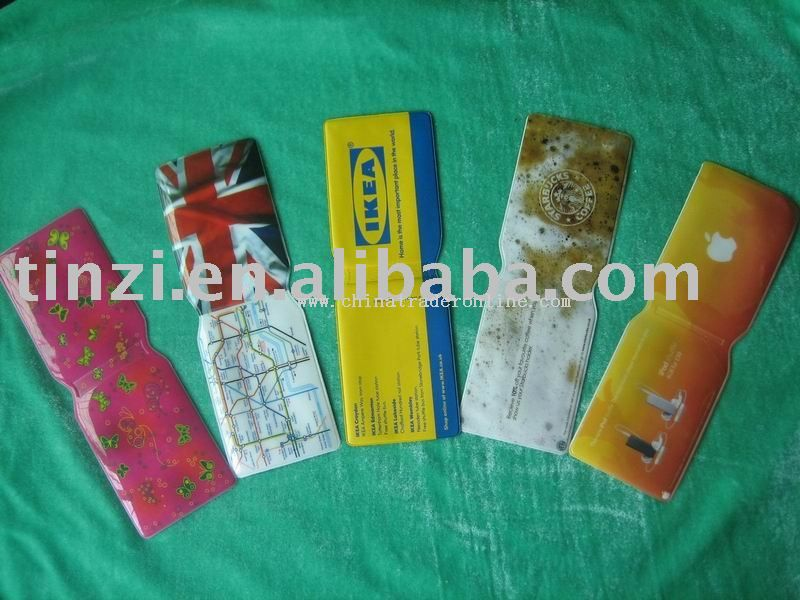pvc card holder from China