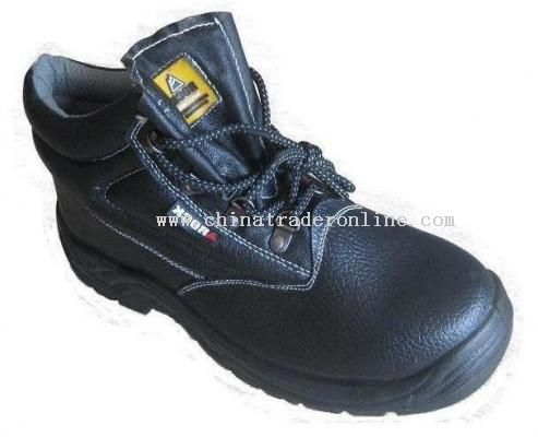 steel toe cap safety shoes and boots