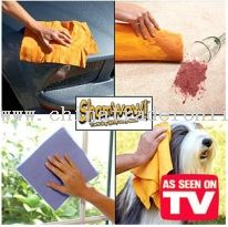 microfiber towel cleaning cloth Shamwow
