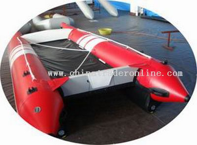 High Speed Inflatable Boat