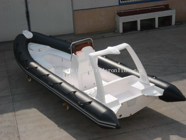 Rigid Inflatable Boat with CE