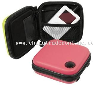 speaker bag for mp3/ipod