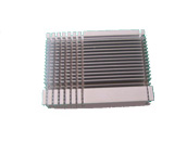 Heat sink for thermoelectric cooling system