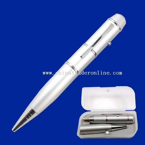 Laser pointer usb pens from China