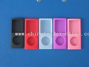 Silicone skins for MP3 Player