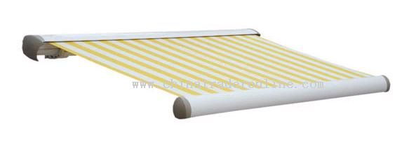 Whole Cassette Retractable Awning