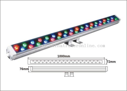 LED High-power wall washer lights