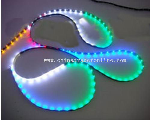 LED flexible rope light
