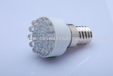 E14-19 LED Strobe Amusement LED Flash Light