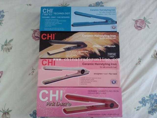 CHI Flat Iron,Straightener,Hair Dryer