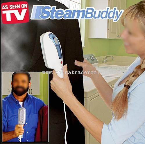 Steam Buddy Brush,Steam Cleaner,Steam iron