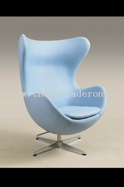 Arne Jacobsen Designer Modern Classic Furniture egg chair from China