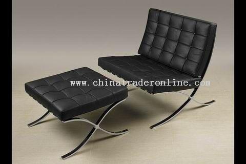 Mies Van der Rohe designer modern classic furniture barcelona chair