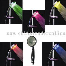 led shower head ,led shower ,led shower light