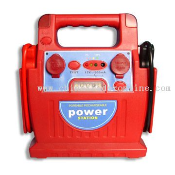 jump starter from China