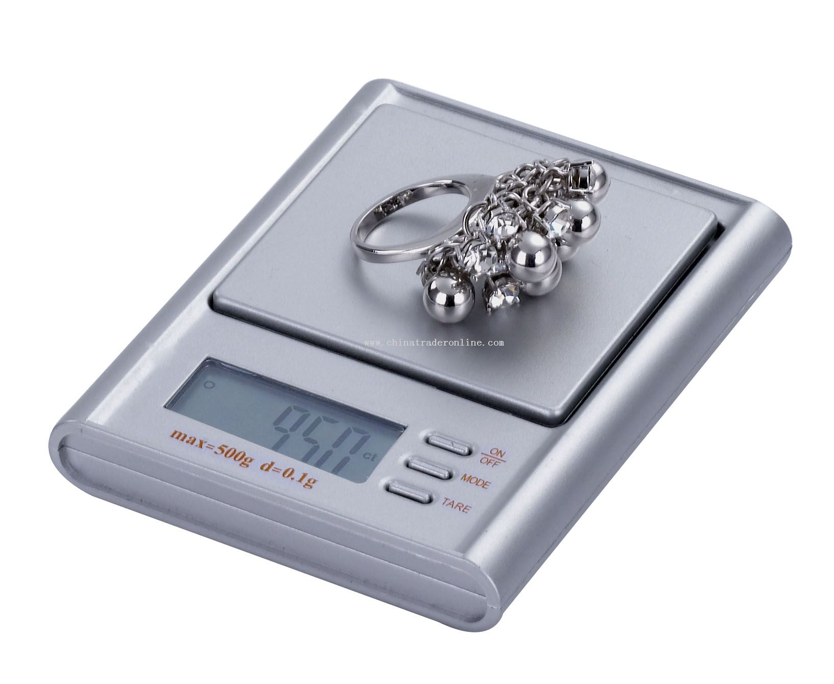 Digital Jewelry Scale