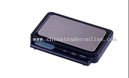 Stainless steel platform Pocket Scale