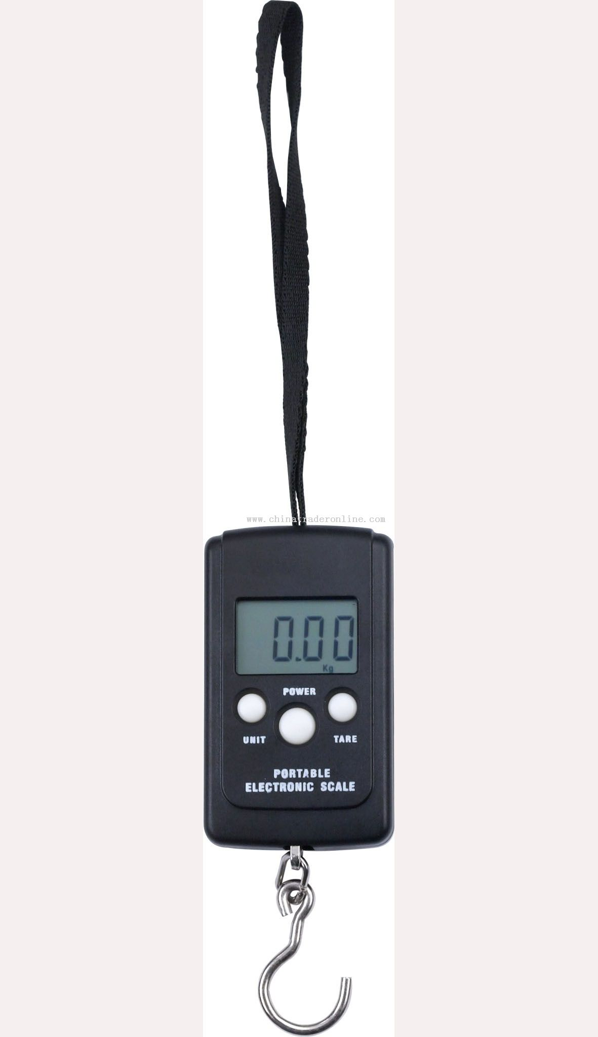 40kg/20kg hanging scale from China