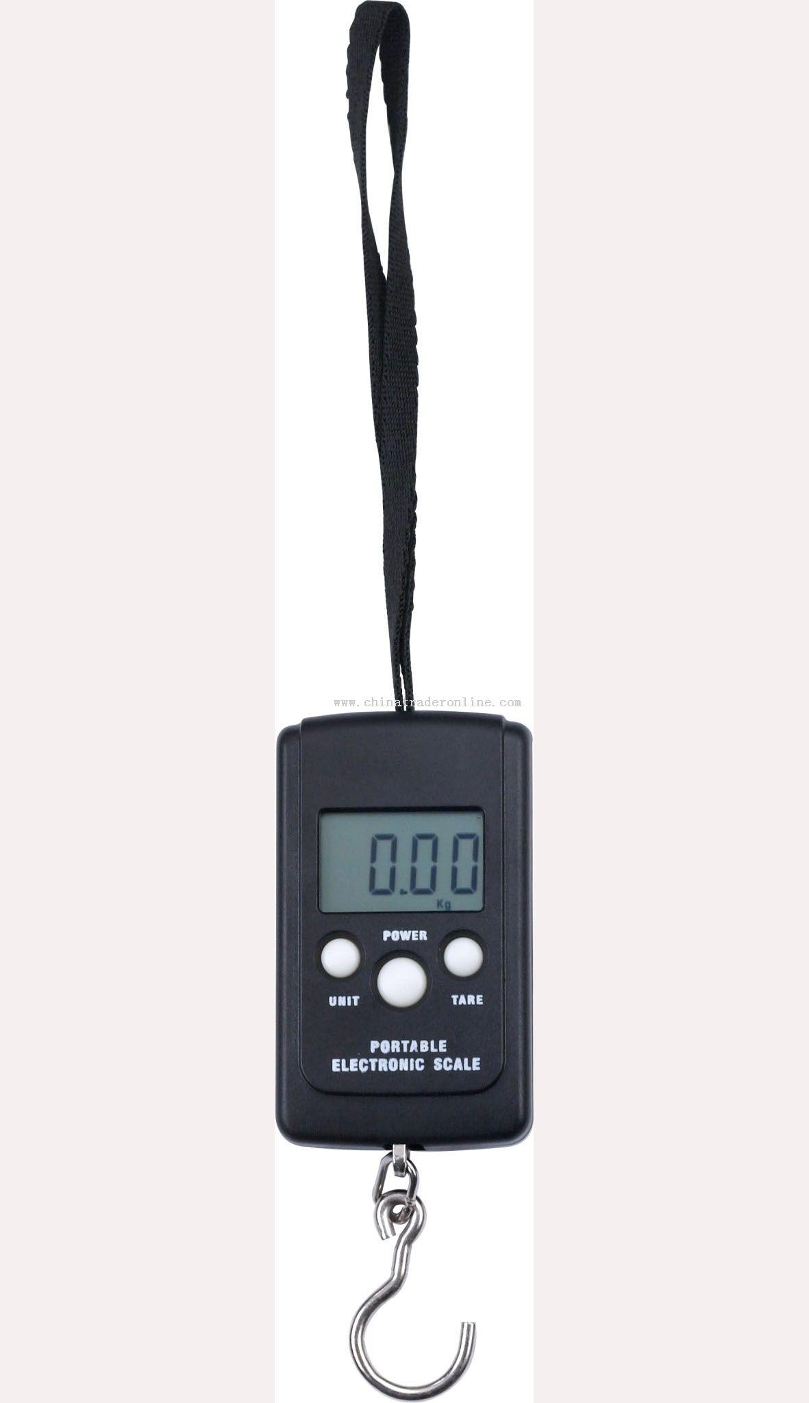 40kg/20kg hanging scale