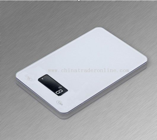 LCD display kitchen scale from China